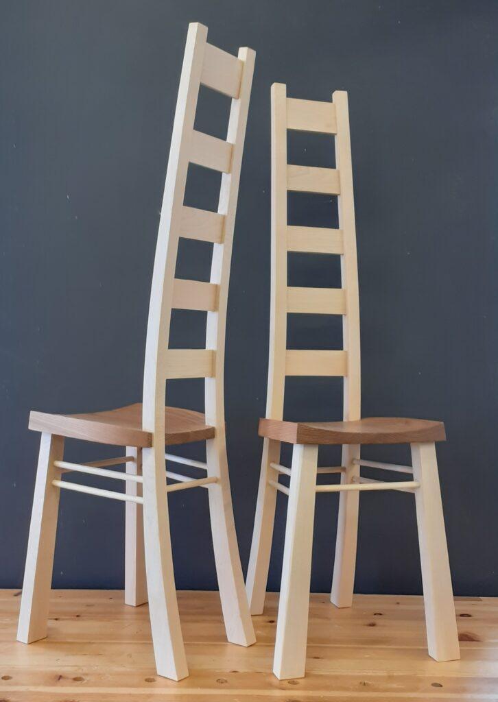 New ladderback design